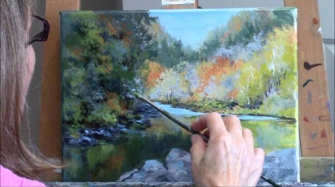 acrylic-painting-lessons-acrylic-landscape-painting