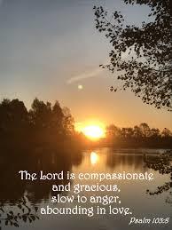 Psalm 103,8