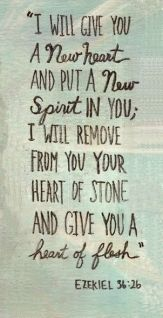 Ezekiel 36,26