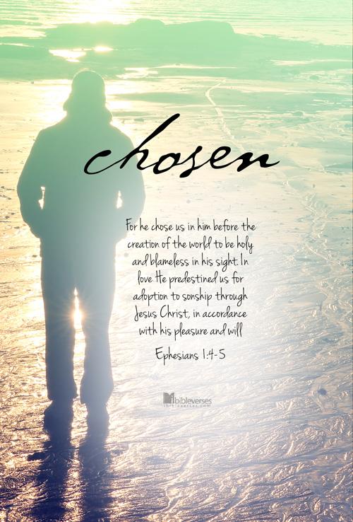 Ephesians 1_4,5