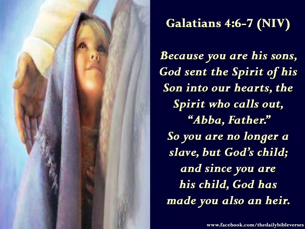 galatians-4-6-7