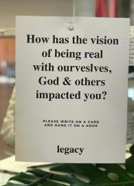 Legacy Vision