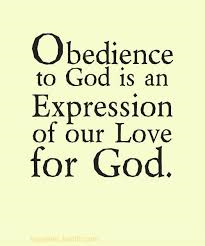 Obedience Is An Expression