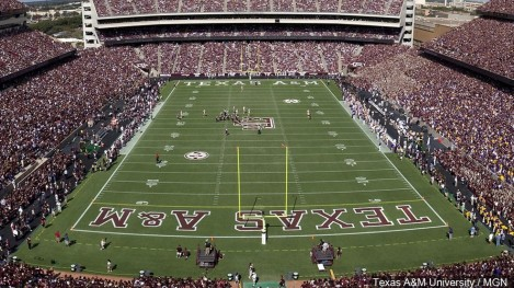 A&M football game