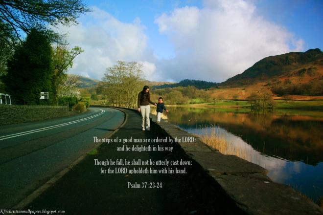 Psalm 37_23-24