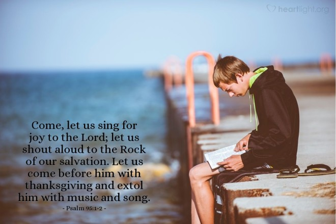 Psalm 95_1-2