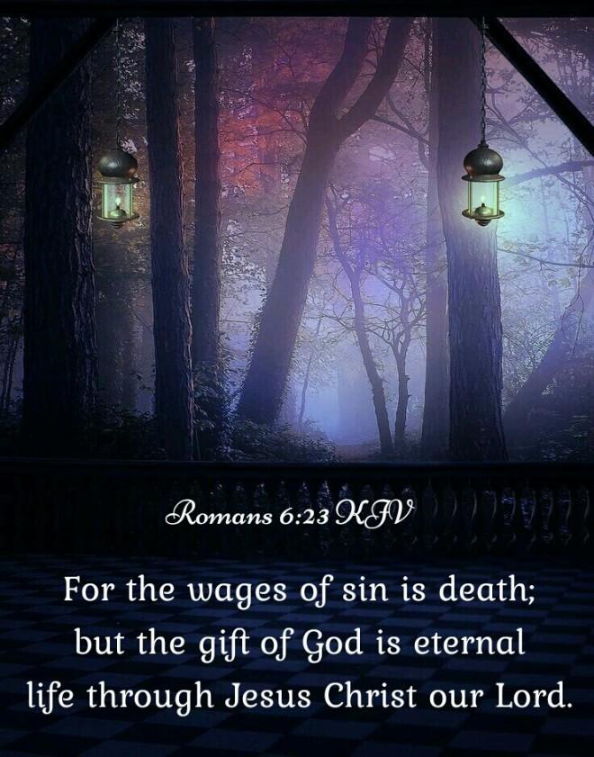 Romans 6_23