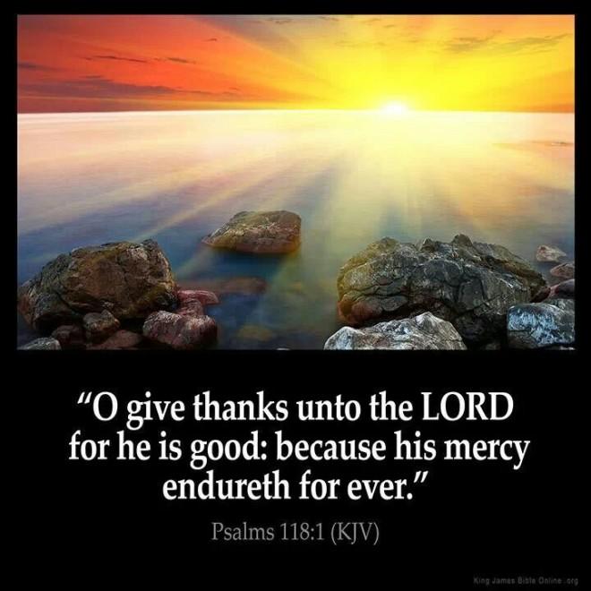 Psalm 118_1