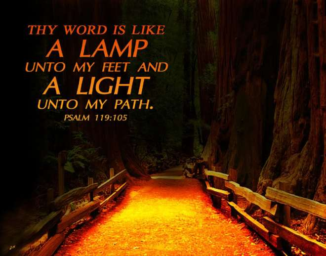 Psalm 119,105