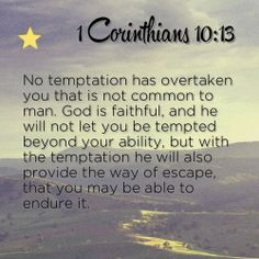 1 Corinthians 10-13