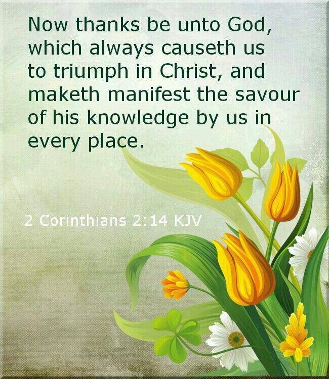 2 Corinthians 2_14