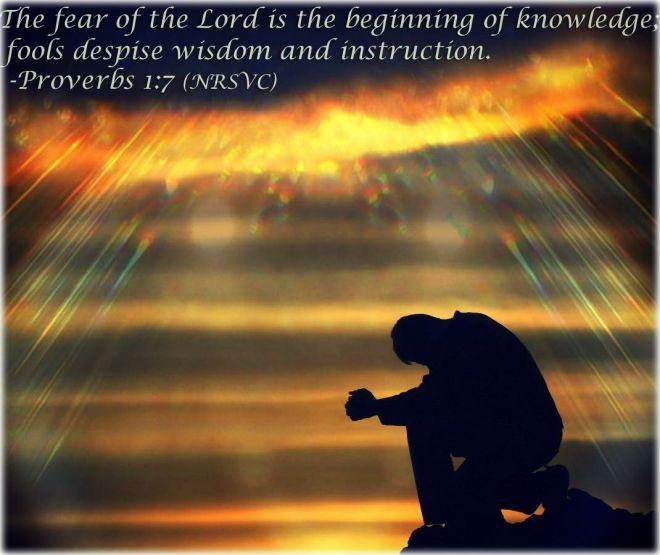 Proverbs 1_7