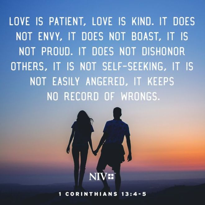 1 Corinthians 13_4-5