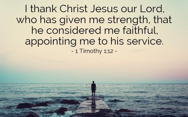 1 Timothy 1_12