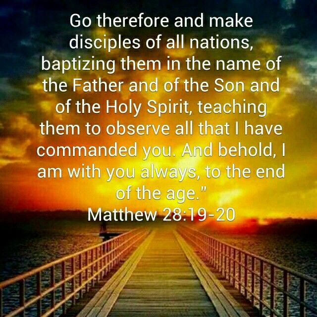 Matthew 28_19-20