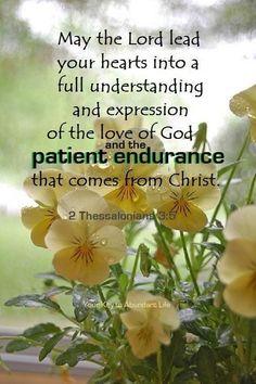2 Thessalonians 3_5