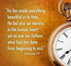 Ecclesiastes 3_11
