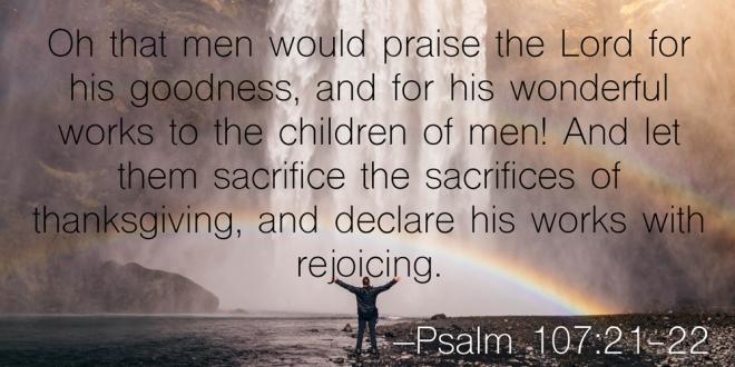 Psalm 107_21-22