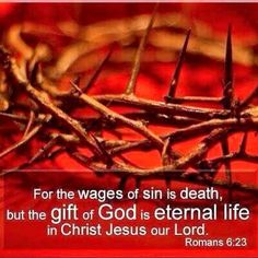 Romans 6-23