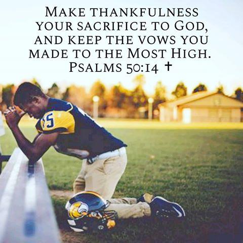 Psalm 50-14