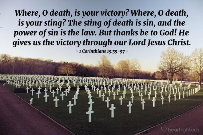 1 Corinthians 15_55-57