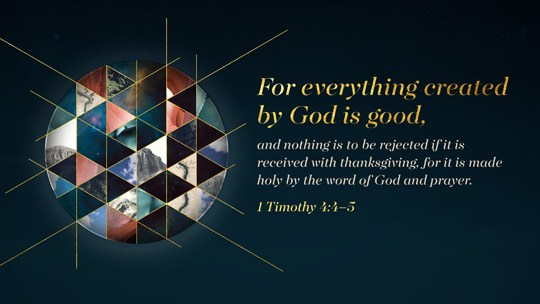 1 Timothy 4-4_5