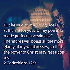 2 Corinthians 12__9