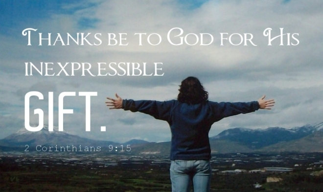 2 Corinthians 9-15