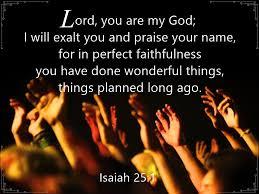 Isaiah 25_1