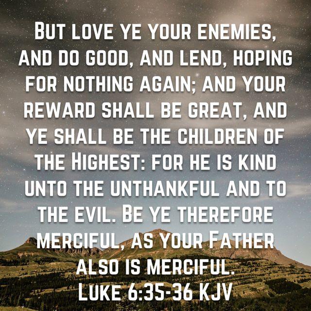 Luke 6_35-36