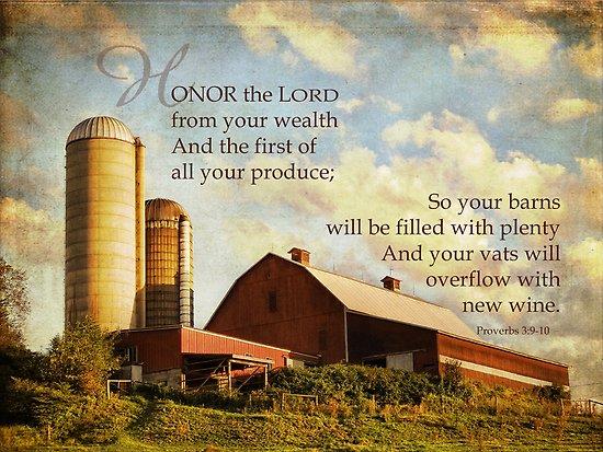 Proverbs 3_9-10