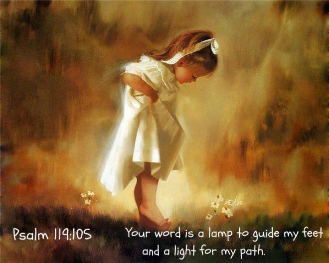 psalm 119-105