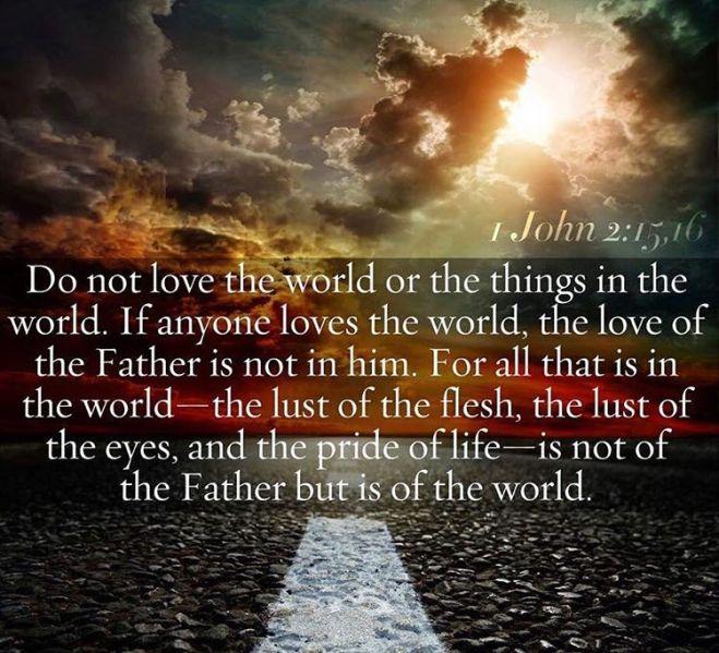 1 John 2_15-16