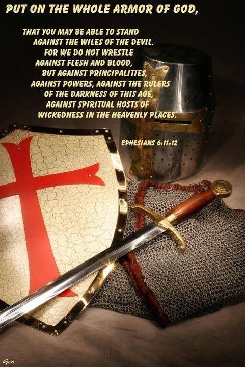 Ephesians 6_11-12