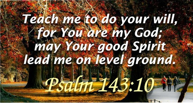 Psalm 143_10