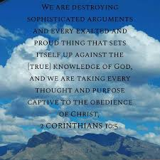 2 Corinthians 10_5