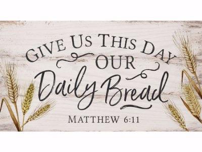 Matthew 6_11