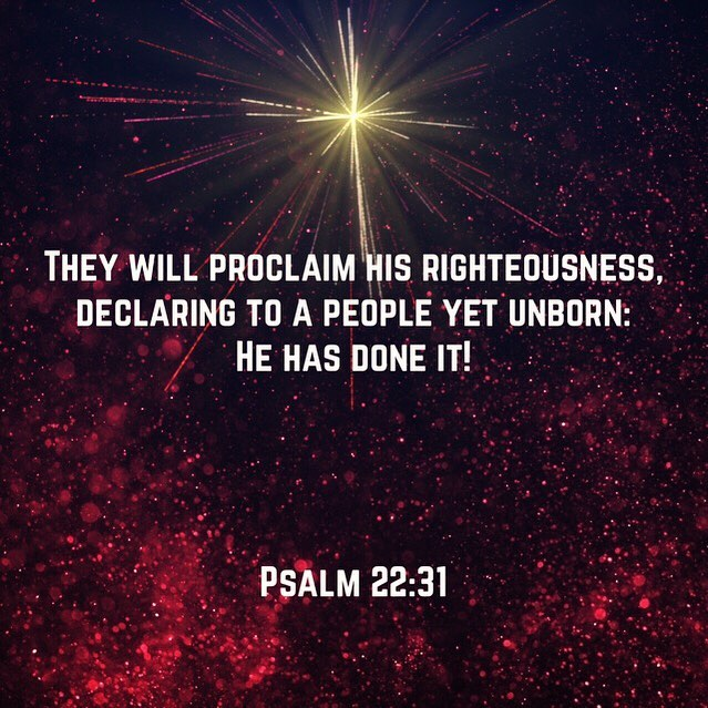Psalm 22_31