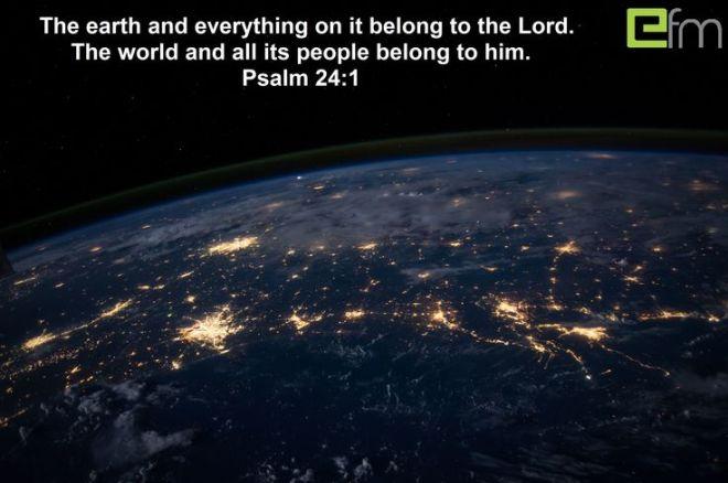 Psalm 24-1