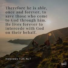 Hebrews 7_25