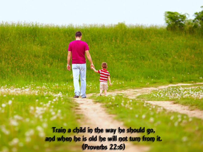 Proverbs 22-6