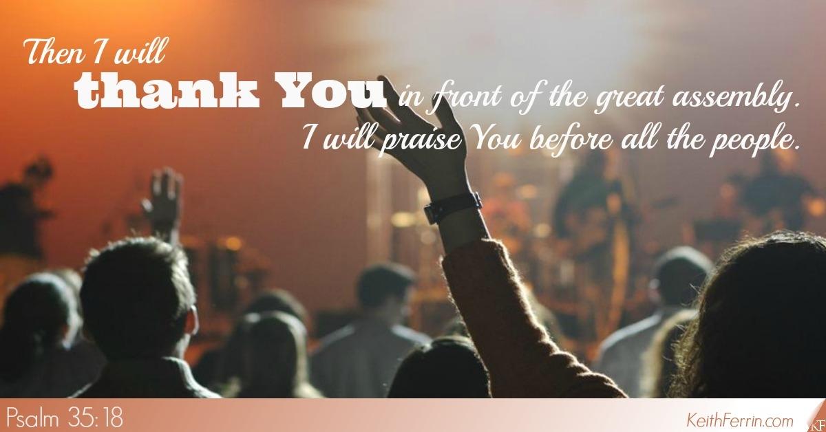 Psalm 35_18