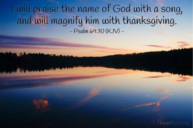 Psalm 69-30