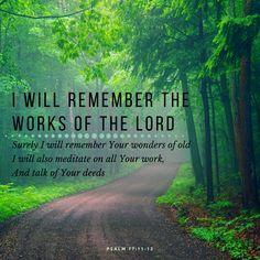 Psalm 77_11-12