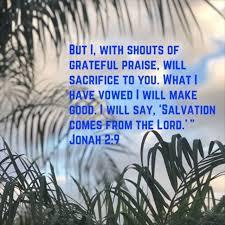 Jonah 2-9