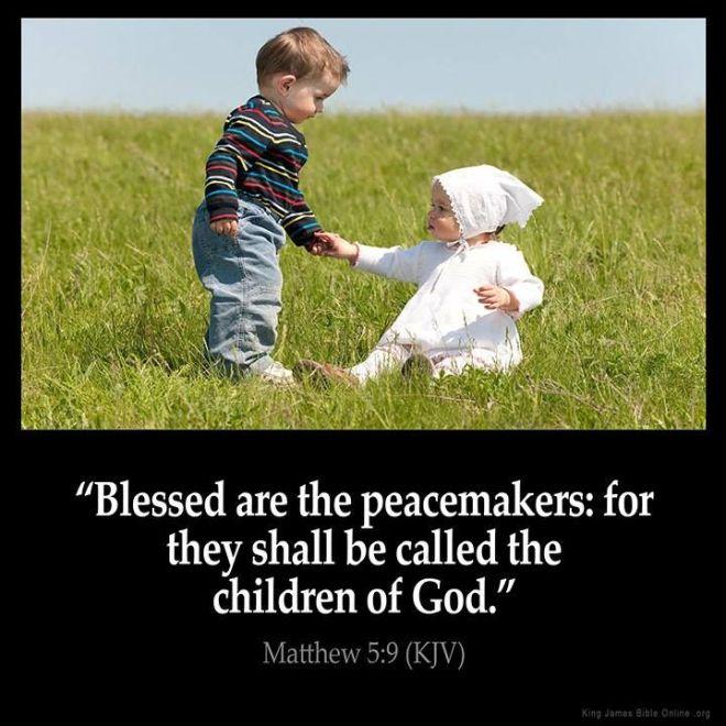 Matthew 5_9