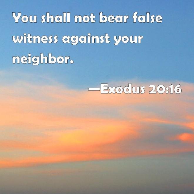 Exodus 20_16