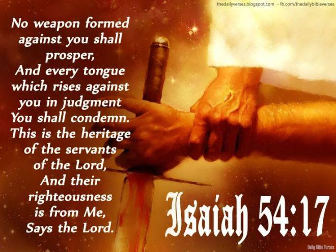 Isaiah 54_17