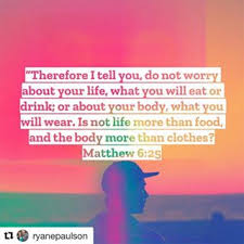 Matthew 6_25