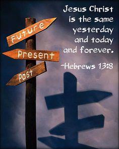 Hebrews 13-8